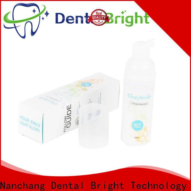 GlorySmile healthy natural mouthwash inquire now for whitening teeth