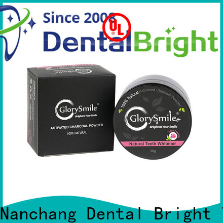 professional activated charcoal powder from China for whitening teeth