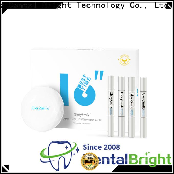 GlorySmile private label best teeth whitening kit wholesale for whitening teeth