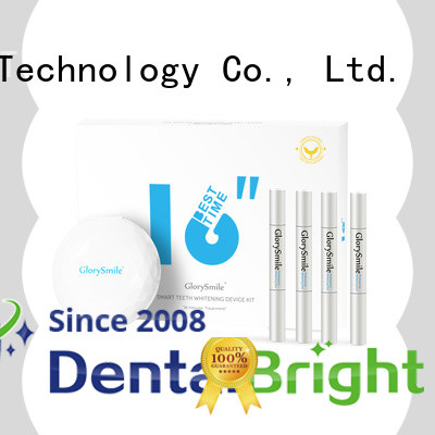GlorySmile home teeth whitening kit supplier
