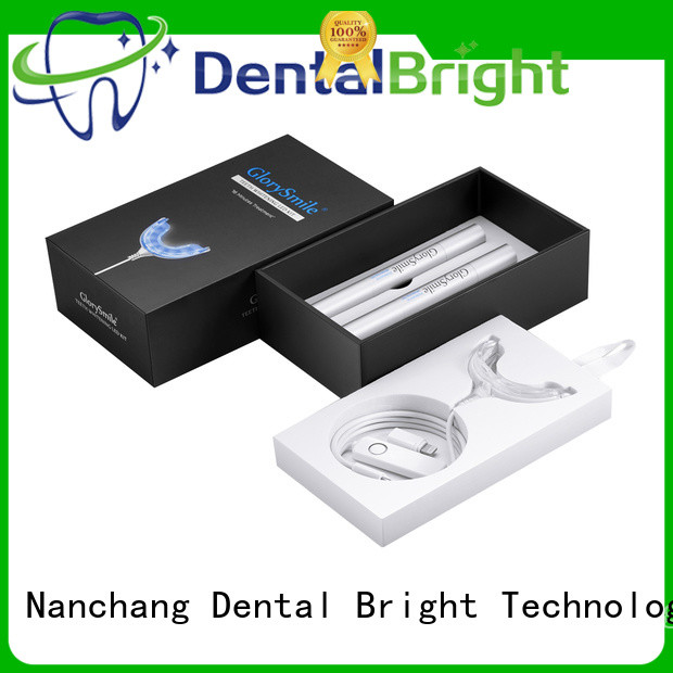 GlorySmile private label home teeth whitening kit inquire now for home usage