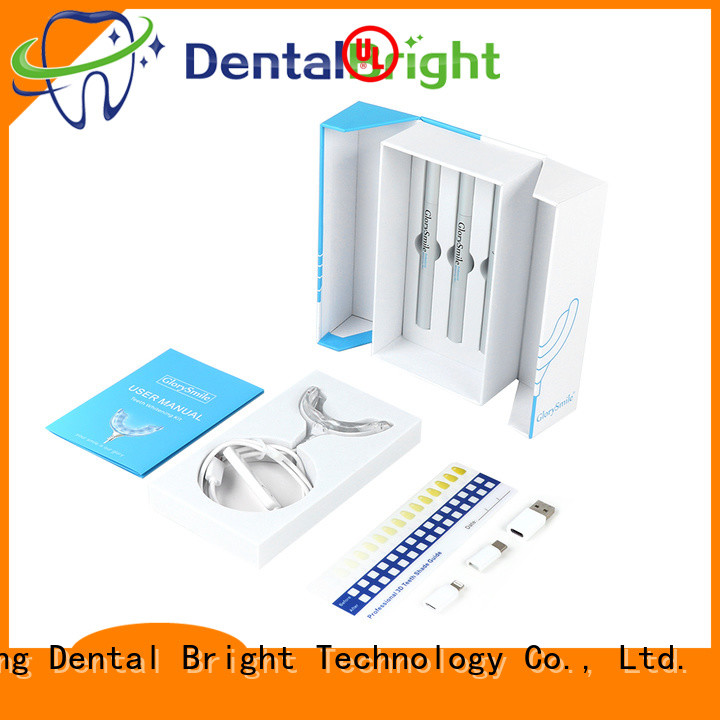 led best teeth whitening kit wholesale for teeth