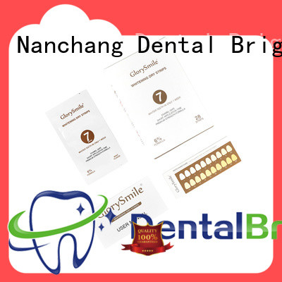 GlorySmile 3D best whitening strips vendor for whitening teeth