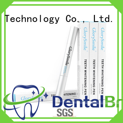 GlorySmile odm whitening pen order now for home usage