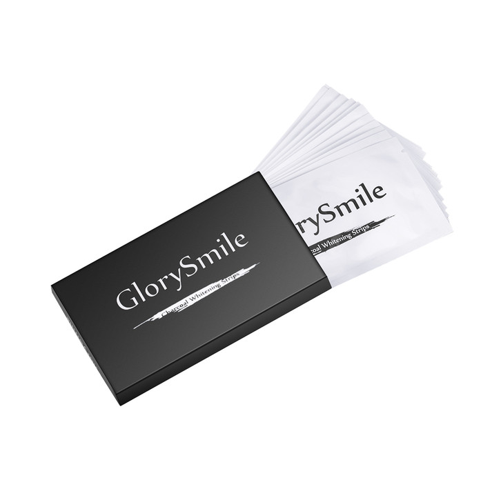 Production Process of Teeth Whitening Strips