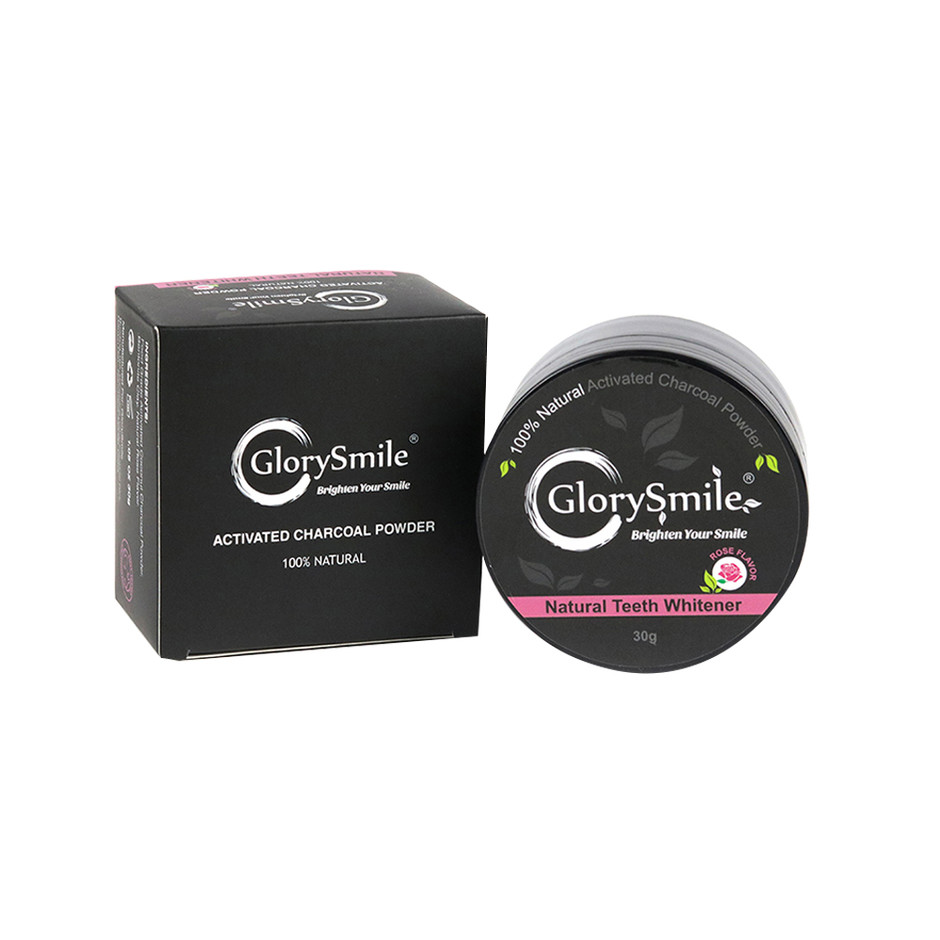 GlorySmile  Activated Charcoal Teeth Whitening Powder