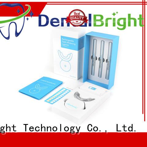 GlorySmile mini home teeth whitening kit inquire now for whitening teeth