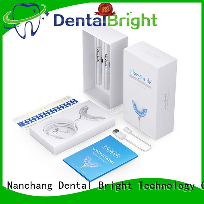 GlorySmile home teeth whitening kit supplier for whitening teeth
