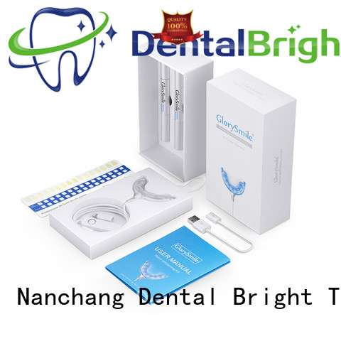 GlorySmile home teeth whitening kit inquire now for teeth