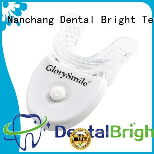 GlorySmile led teeth whitening led light for wholesale for dental bright