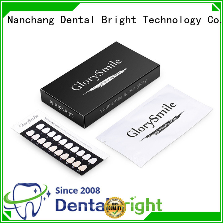 GlorySmile best teeth whitening strips for wholesale for whitening teeth