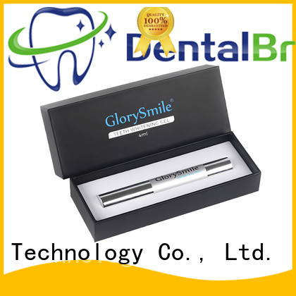 GlorySmile whitening pen order now for home usage