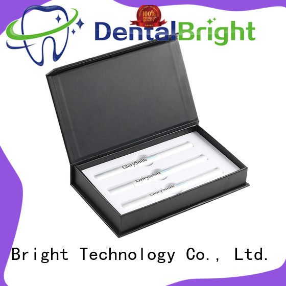 GlorySmile best teeth whitening pen reputable manufacturer for home usage