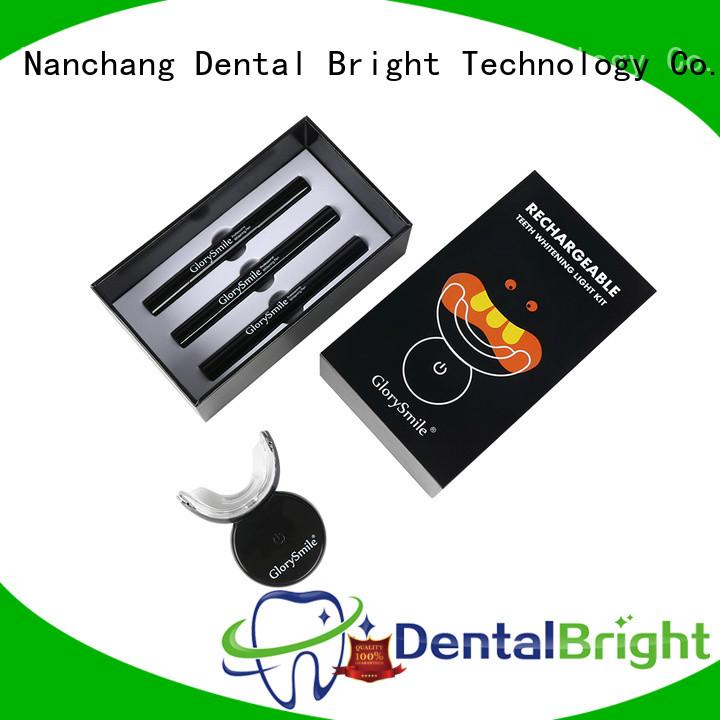 GlorySmile mini home teeth whitening kit supplier