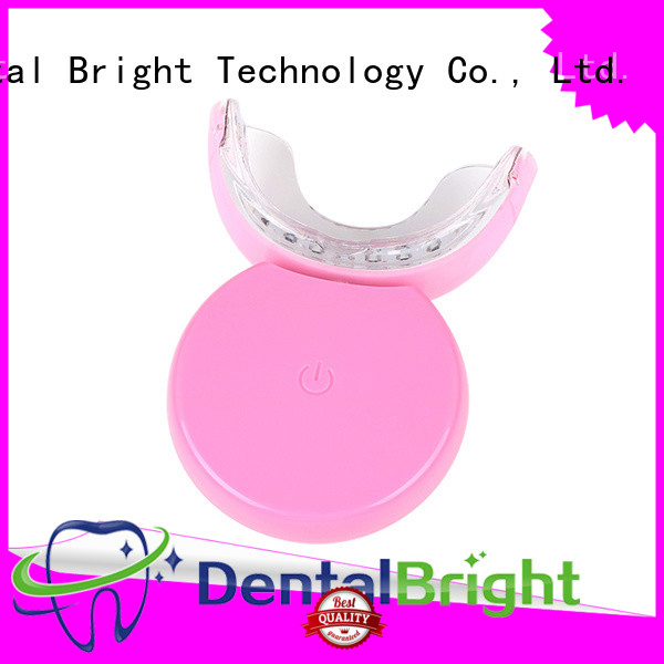 fast result teeth whitening light manufacturer from China for home usage