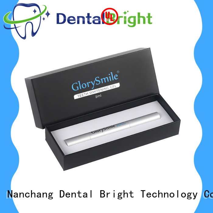 GlorySmile whitening pen factory price for teeth