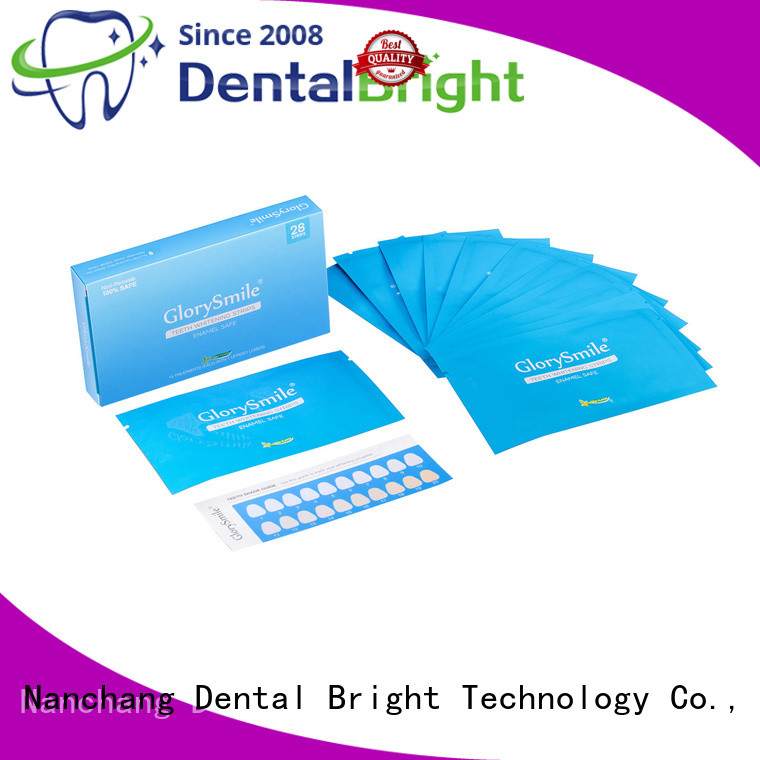 gentle best teeth whitening strips for wholesale for home usage