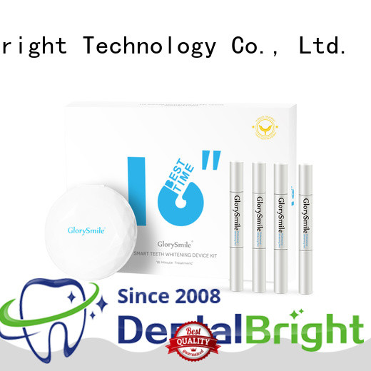 GlorySmile hot sale best teeth whitening kit supplier for teeth