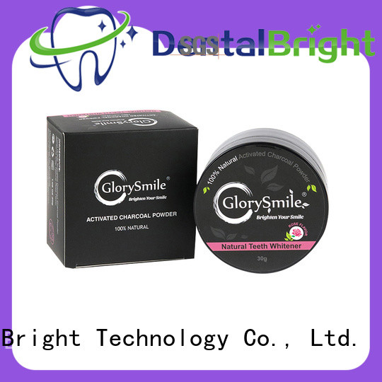 good selling charcoal teeth whitening powder order now for home usage