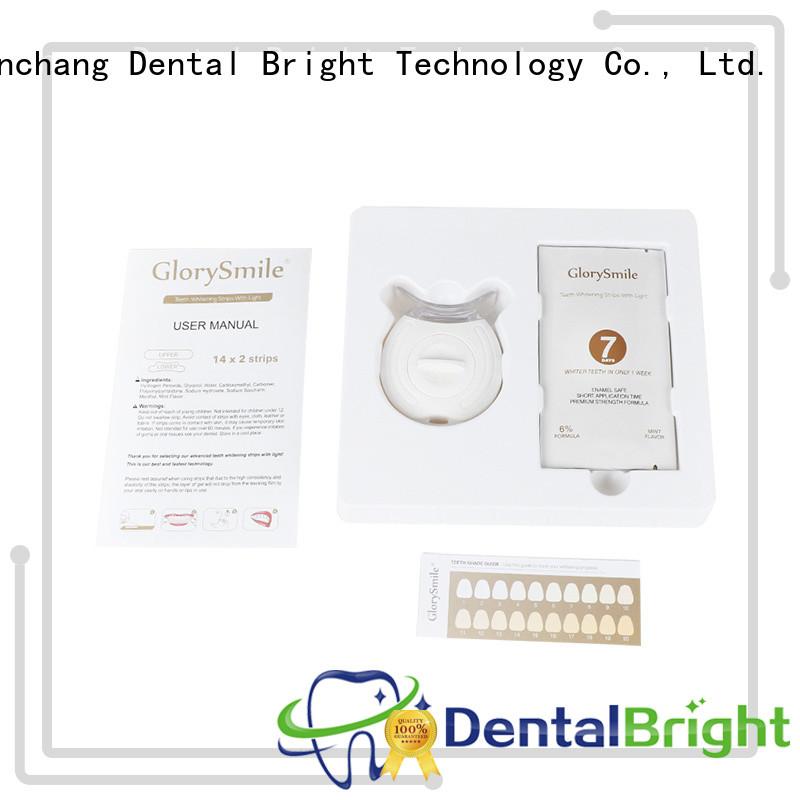 professional best whitening strips vendor for teeth