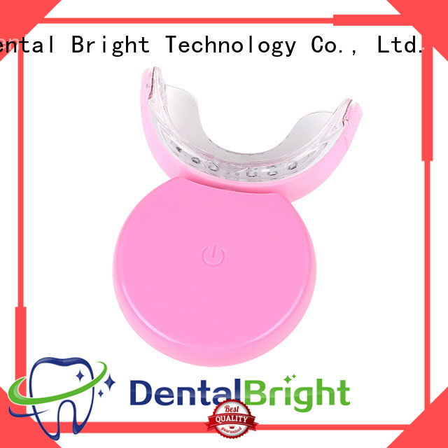 GlorySmile teeth whitening led light supplier for teeth