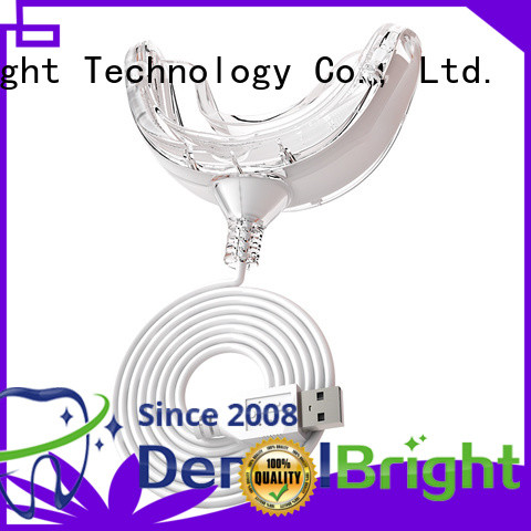 led teeth whitening led light manufacturer from China for home usage