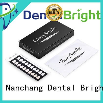 GlorySmile 3D best whitening strips vendor for whitening teeth