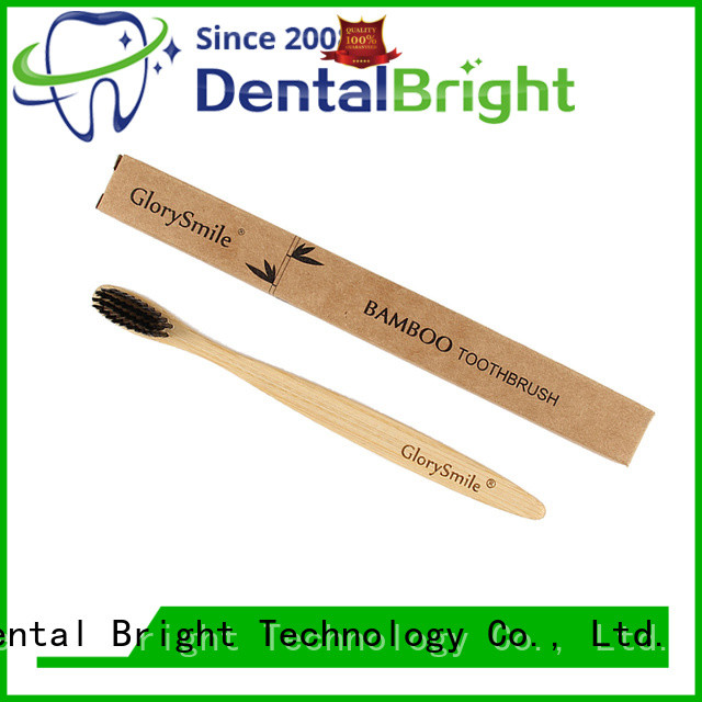 GlorySmile bamboo charcoal toothbrush inquire now