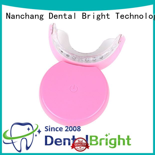 GlorySmile fast result teeth whitening led light manufacturer from China for dental bright
