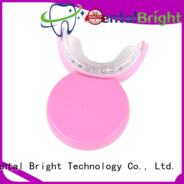 GlorySmile teeth whitening led light manufacturer from China for whitening teeth