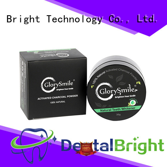 good selling charcoal teeth whitening powder order now for dental bright