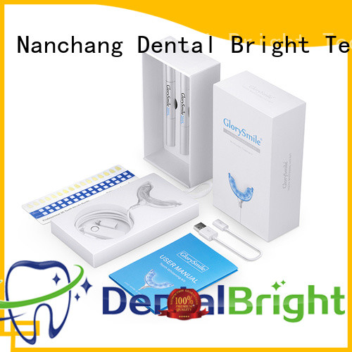 rechargeable best teeth whitening kit wholesale for teeth