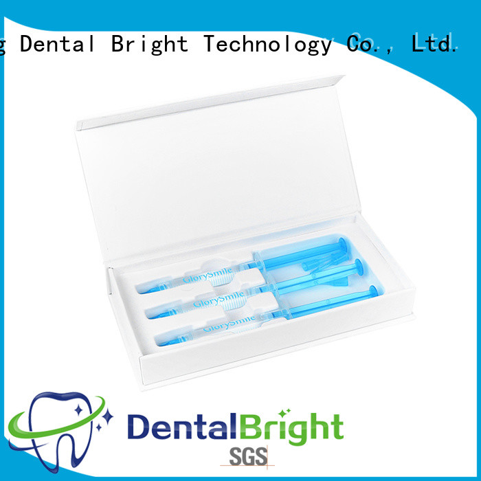 hot sale teeth whitening gel reputable manufacture for home usage