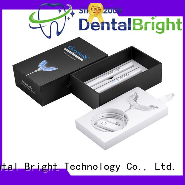 GlorySmile home teeth whitening kit wholesale for whitening teeth