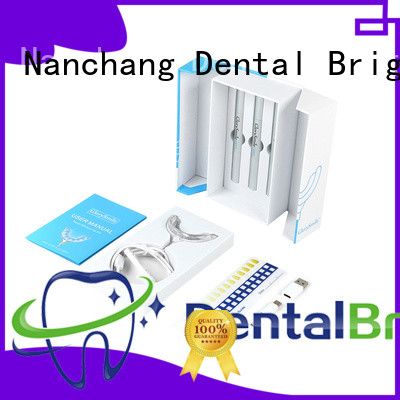 GlorySmile mini home teeth whitening kit inquire now for teeth