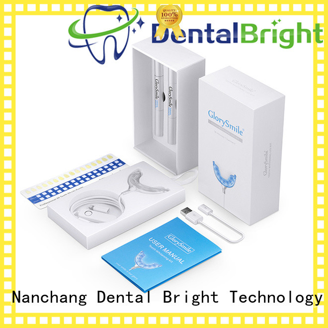 GlorySmile best teeth whitening kit supplier for whitening teeth