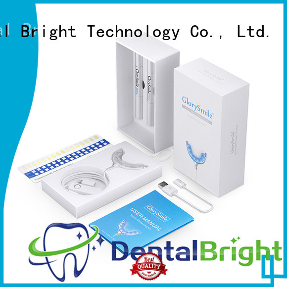 private label home teeth whitening kit supplier