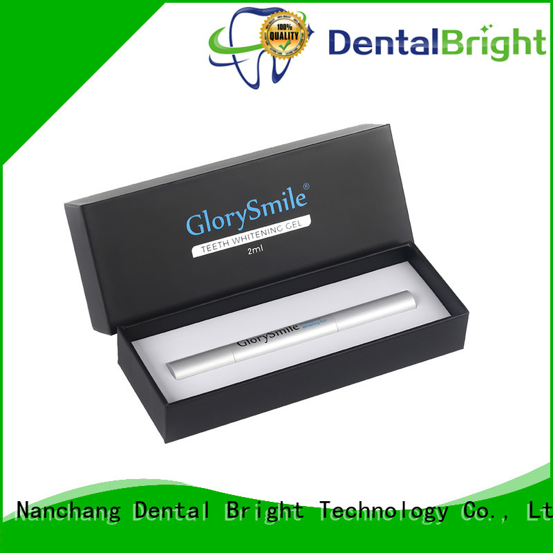 BPA free best teeth whitening pen reputable manufacturer for home usage