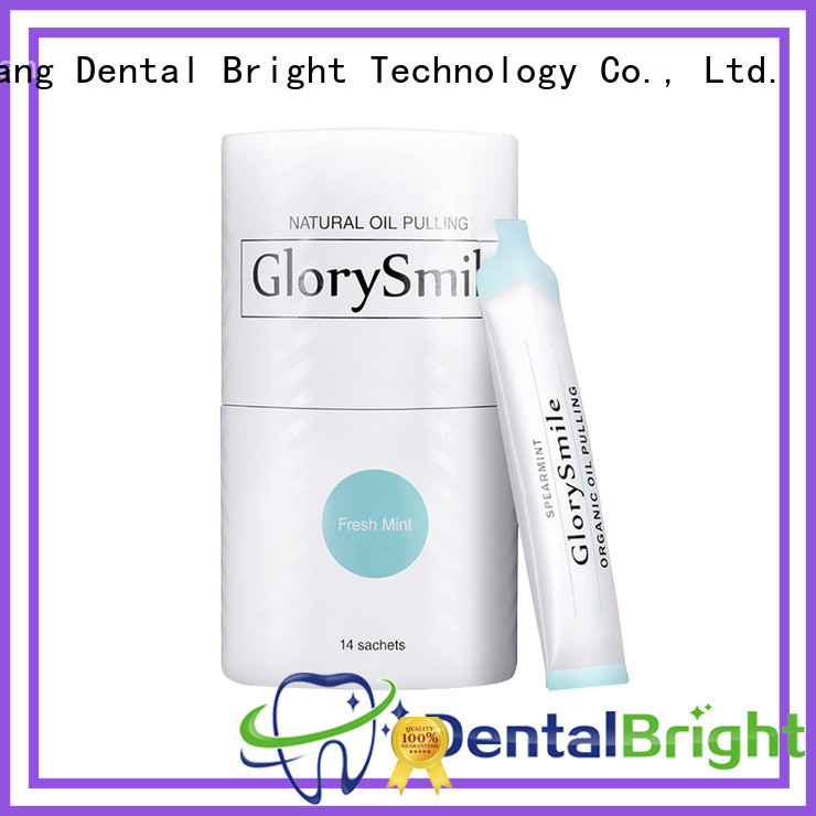 GlorySmile natural mouthwash supplier for home usage