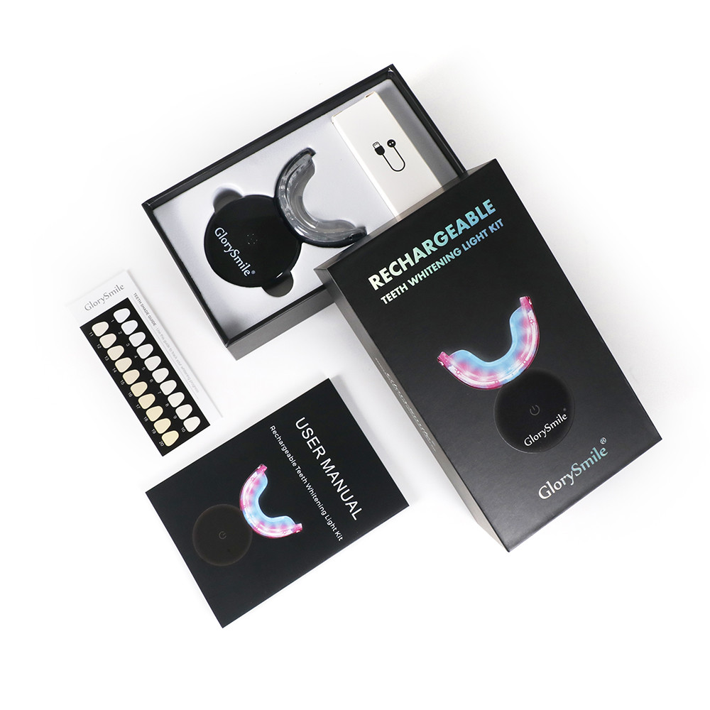 Rechargeable Wireless Teeth Whitening Kit