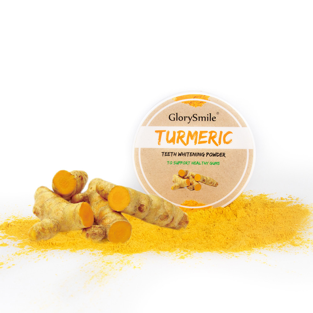 OEM Factory cheap price 100% natural turmeric teeth whitening powder