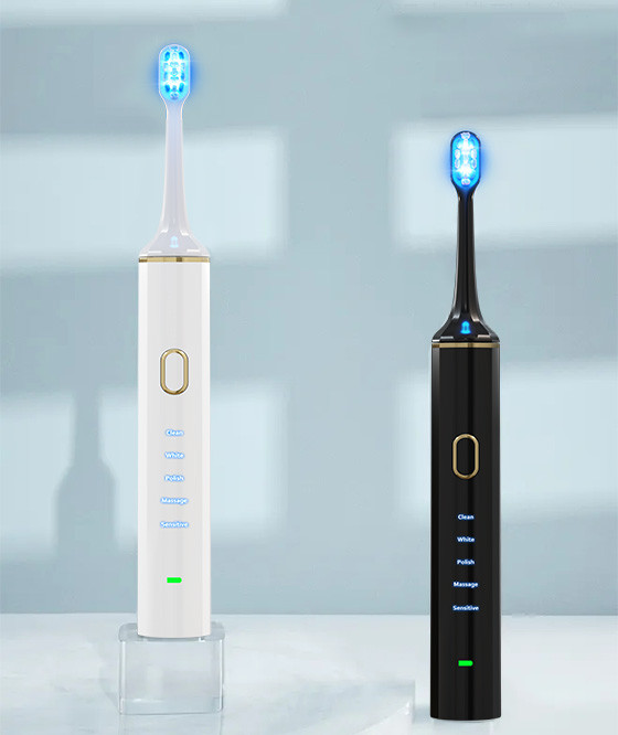 Glorysmile Led Electric Toothbrush For Sensitive Gums