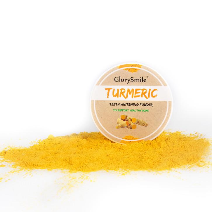 Turmeric Antibacterial Tooth Whitening Powder