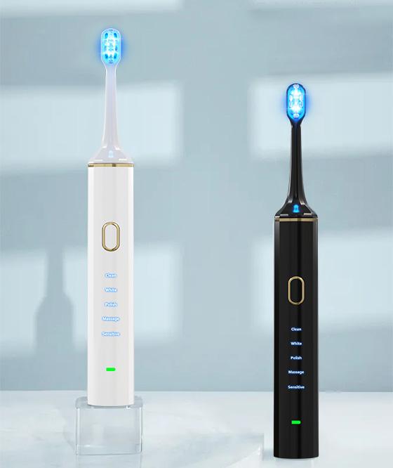 Glorysmile Teeth Whitening Electric Battery Toothbrush